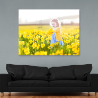 Custom Canvas Gallery Wrap Wall Art - Standard
