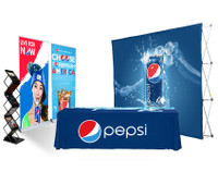 Venture Trade Show Booth Display Package (D)