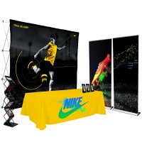 Elite Plus Trade Show 10' Booth Display Package