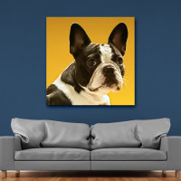 Custom Canvas Gallery Wrap Wall Art - Square