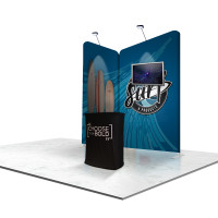 Expand Trade Show Booth Display Package (C)
