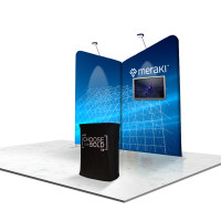 Expand Trade Show Booth Display Package (D)