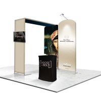 Expand Trade Show Booth Display Package (I)
