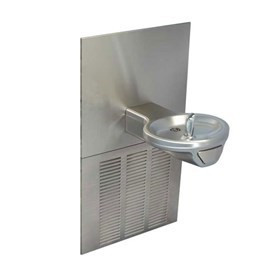 Oval Bowl Chilled Barrier-Free Wall Mount Drinking Fountain