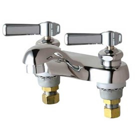 Deck Mounted Valves for Lavatories