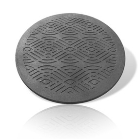 Double Wave Manhole Cover