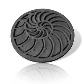 Nautilus Manhole Cover