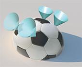 Soccer Ball Spray
