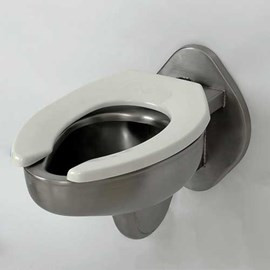 Wall Hung Toilet, Rear Mount