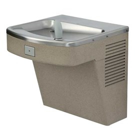 Barrier-Free Granite Finish Water Cooler