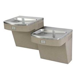 Universal Bi-Level Barrier-Free Granite Finish Water Cooler
