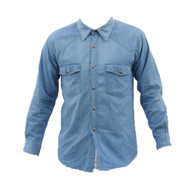 Vintage Denim Shirt -Intermezzo Brand
