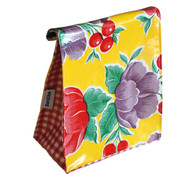 Ben Elke Lunch Bag - Yellow Cherry