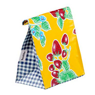 Ben Elke Lunch Bag - Yellow Strawberries