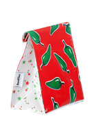 Ben Elke Lunch Bag - Red Green Chillies