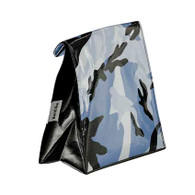 Ben Elke Lunch Bag - Blue Camo