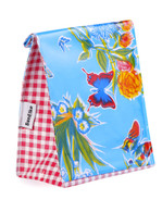 Ben Elke Lunch Bag - Blue Butterfly