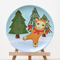 Herbert & Friends - Gina the Giraffe Plate