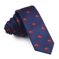 OTAA Desert Warthog Skinny Tie
