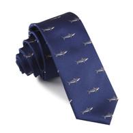 OTAA Shark Skinny Tie