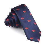 OTAA Watermelon Skinny Tie