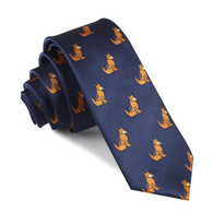 OTAA Melbourne German Shepherd Dog Skinny Tie
