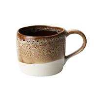 Robert Gordon - Organic mug - Half Dip White Ochre