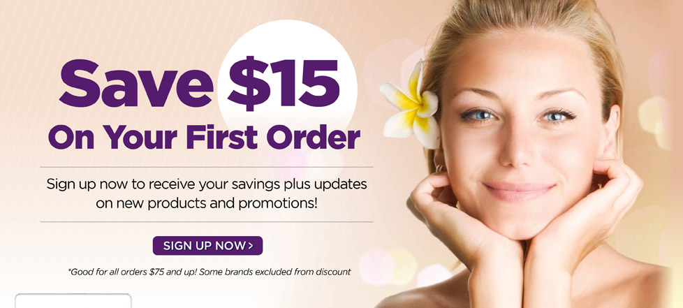 Save even more on your first order at beautystoredepot