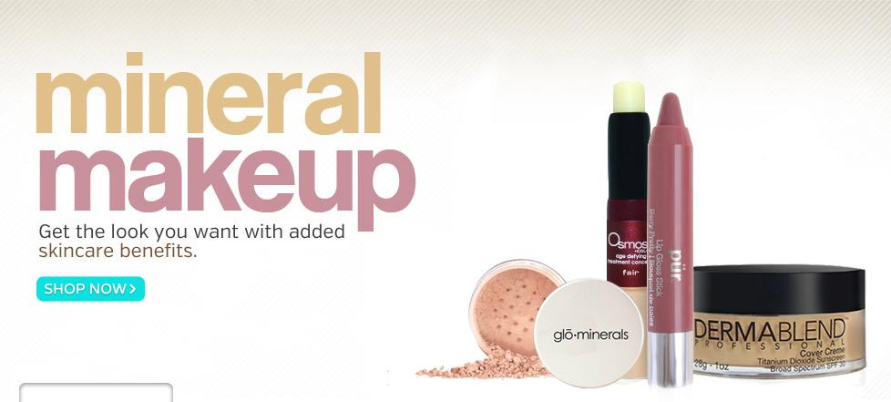 Mineral Makeup!