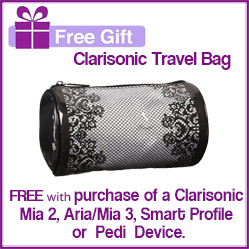 Clarisonic Free Gift with Purchase!