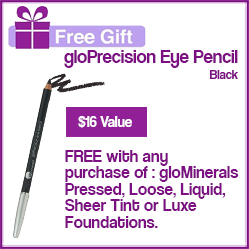 gloMinerals Free Gift with Purchase!