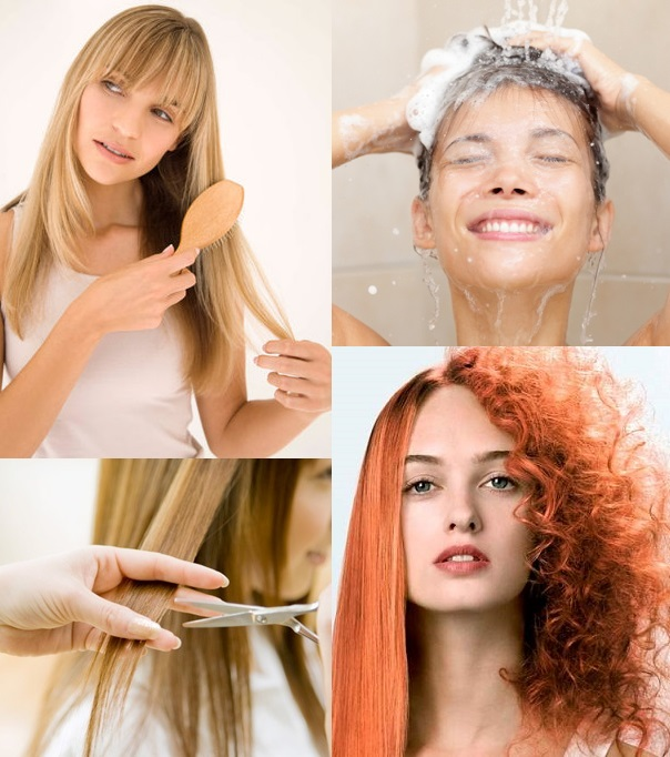 ten hair myths revealed