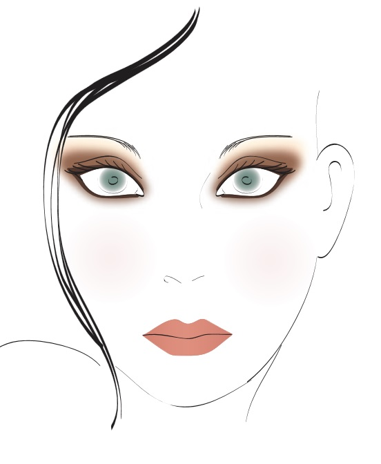 How to Create an Easy Smoky Eye