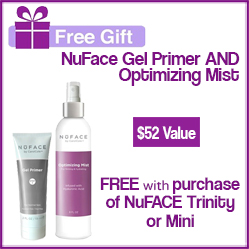 NuFace Free Gift with Purchase!