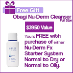 Obagi Free Gift with Purchase!