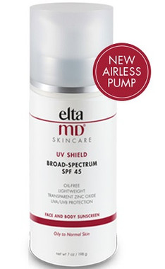 EltaMD UV Shield Broad-Spectrum SPF 45 for Oily to Normal Skin 7 oz