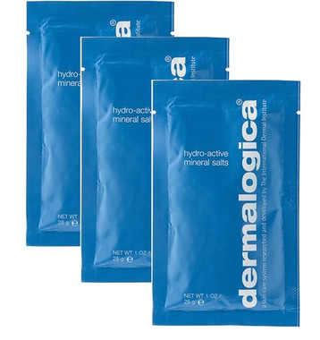 Dermalogica Hydro-Active Mineral Salts 3 pack - beautystoredepot.com