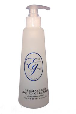 Elaine Gregg Dermaclenz Liquid Cleanser 8 oz - beautystoredepot.com