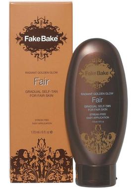 Fake Bake Self Tanning Lotion - Fair 6 oz - beautystoredepot.com