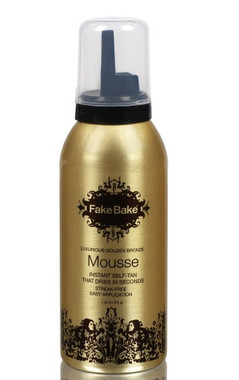 Fake Bake Self-Tanning Mousse 4 oz