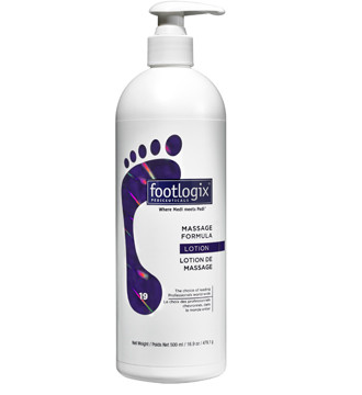Footlogix 19 Foot Massage Lotion 16.9 oz