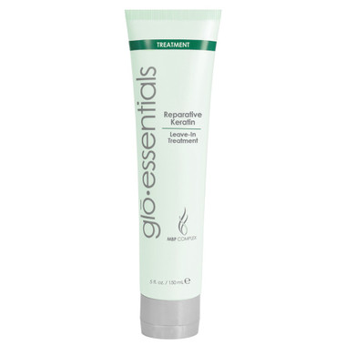 gloEssentials Reparative Keratin Leave In Treatment 5 oz - beautystoredepot.com