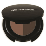 gloMinerals gloBrow Powder Duo - Brown