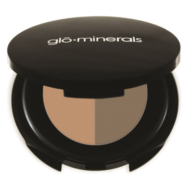 gloMinerals gloBrow Powder Duo - Taupe