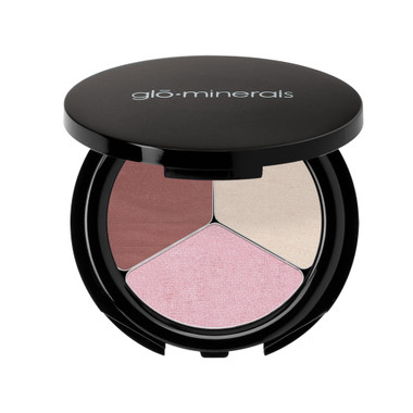 gloMinerals gloEye Shadow Trio - Champagne Rose