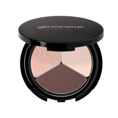 gloMinerals gloEye Shadow Trio - Coffee