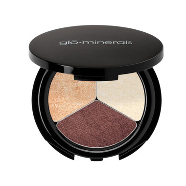 gloMinerals gloEye Shadow Trio - Copper Sheen