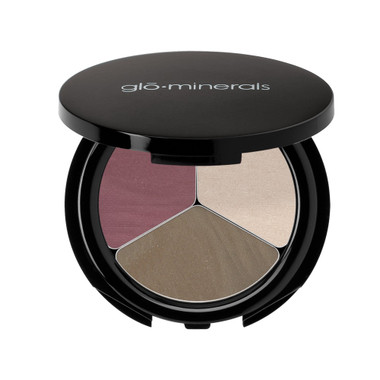 gloMinerals gloEye Shadow Trio - Mulberry