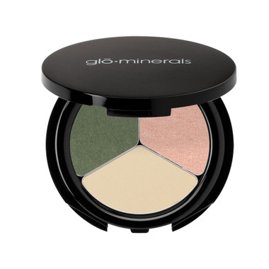 gloMinerals gloEye Shadow Trio - Palm