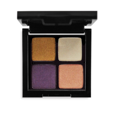 gloMinerals Mini Eye Shadow Quad - Glam